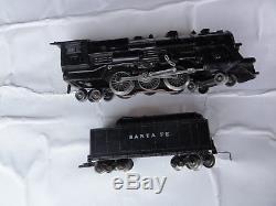 Train Marx locomotive 1889 ECH O Compatible Jep Hornby Marklin Bing