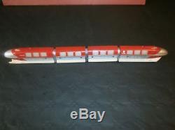 Train Monorail Disneyland, Schuco 6333 S, 1962, Complet, Video