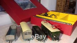 Train coffret train Lr locomotive ECH O compatible hornby Jep Marklin