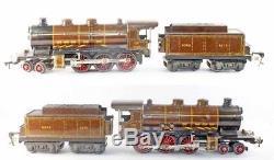 Train echelle O JEP FLECHE D'OR 230 lithographiée / jouet ancien 1933
