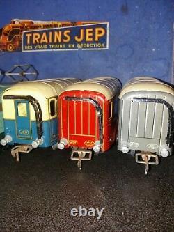 Train électrique Jep O