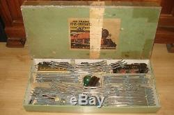 Train electrique jep, ancien 1930 et rare, en boite d'origine