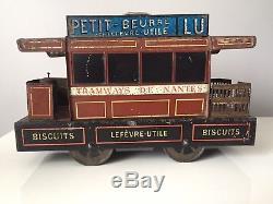 Tramway LU LEFEVRE-UTILE- 1901