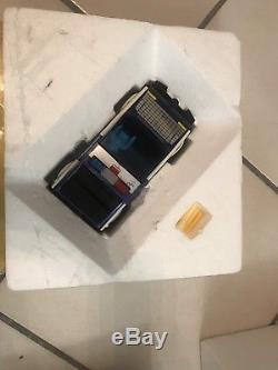 Tres Rare Voiture De Police Inspecteur Gadget Mobile 1983 Bandai Popy