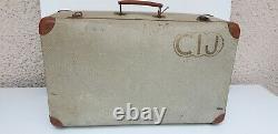 Très rare CIJ électronic fainéant jouet ancien en tôle époque André Citroën