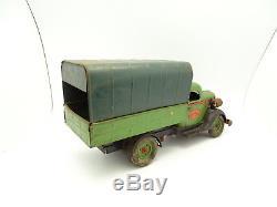 VEBE Tôle Camion Transports Rapides Vert 301B