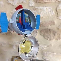 Vaisseau Capitaine Flam Cyberlabe Dx en boite POPY TF1