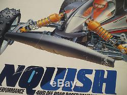 Vanquish Tamiya 1/10th Scale vanquish 4wd off road racer / 1988 Made in Japan