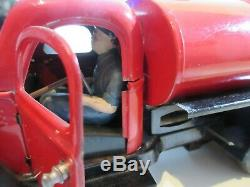 Vebe Camion Studbaker Petrolier Original Jouet Ancien