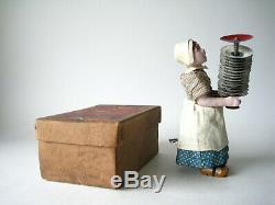 Vebe & Cie Martin La Madelon casseuse d'assiettes boite d'origine France 1928