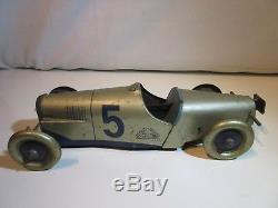 Vebe & Victor Bonnet Formule 1 Original Jouet Ancien