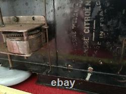 Vers 1927-1930 Ancien Jouet Citroen Grand Modèle
