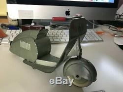 Vespa ancien JML lambretta ingap no la hotte st nicolas scooter