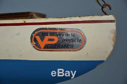 Voilier de bassin Vogu'enmer VG45