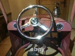 Voiture A Pedales Ancienne Jeep