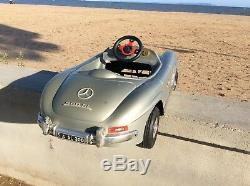 Voiture A Pedales Ancienne MERCEDES 300SL TOYS TOYS