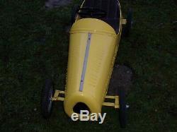Voiture A Pedales. Eureka. Pedal Car. Tretauto. Auto A Pedali