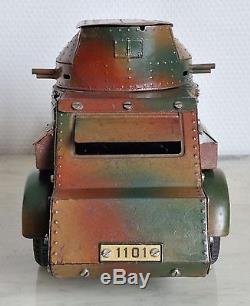 Voiture Automitrailleuse Marklin 1108 G Panzerwagen Armoured car Panzerauto