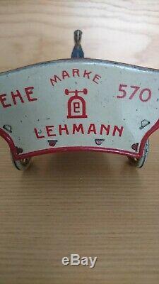 Voiture Lehmann