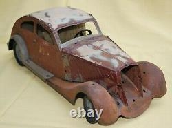 Voiture Marklin Coupe 1101 Vers 1930 A Restaurer