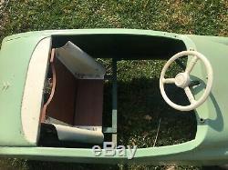 Voiture a pédales DS Vintage De Tri-ang