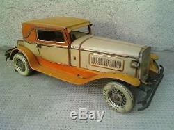Voiture mecanique electrique KARL BUB BING auto old electric car germany bavaria