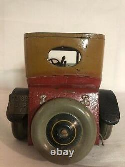Voiture tole Jep JdeP Renault mécanique 7389 Old Toys Excellent état dorigine