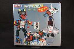 YY041 TENTE rare jeu de construction 0798 Roblock Krator Sono lux electronic Blt