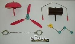++ ancien jouet inspecteur gadget POPY BANDAI dans sa boite ++